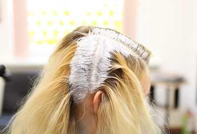 Гниды на длинных волосах