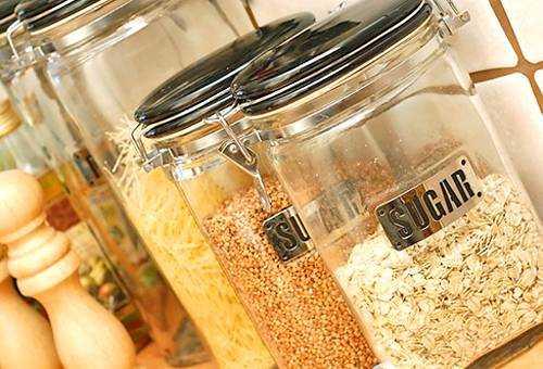 На кухне появилась пищевая моль как защитить свои припасы