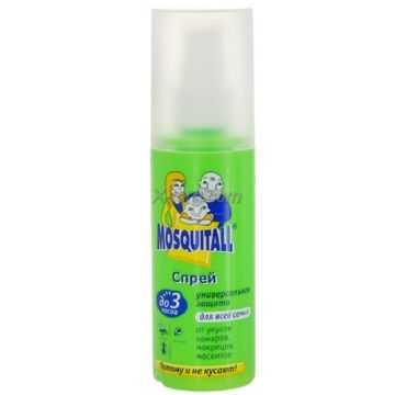 Лучшие средства от комаров для детей
