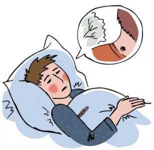 Первые симптомы после укуса клеща у человека