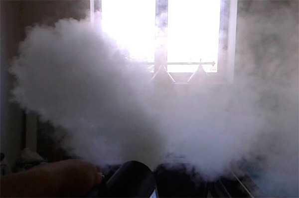 Дымовая шашка от клопов особенности действия