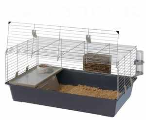 Клетки для кроликов - купить или сделать самому?