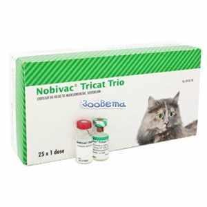 Применение вакцины Нобивак