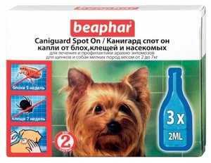 Капли для собак от клещей Стронгхолд