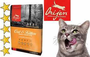 Корм для кошек Orijen - плюсы и минусы