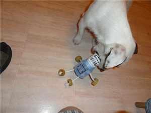 Пластиковые человечки для собак