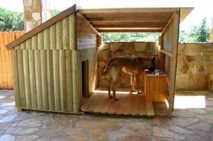 Из чего сделать домик