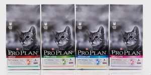 Серия кормов ПроПлан для котов