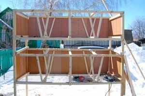 Материалы и инструменты для строительства