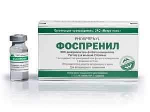 Лекарство фоспренил