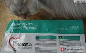 Производители кормов для кошек
