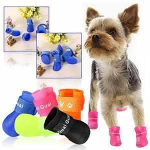 Разнообразная обувь для собаки