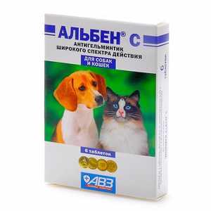 Препарат Альбен С